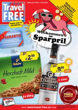 €2.99 - Travel FREE