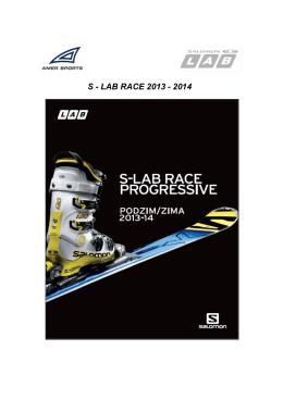 Ceník S-LAB Alpine - AMER SPORTS Cup 2015