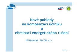 Jiří Holoubek, ELCOM - FCC Public s. r. o.