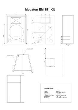 Megaton EM 151 Kit