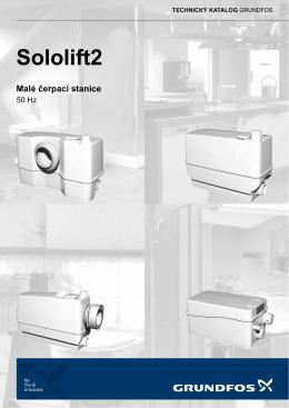 Technické informace k Sololift2 v PDF