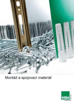 Montáž a spojovací materiál
