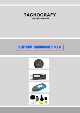 kompletní katalog ZDE - centrumtachografu.cz