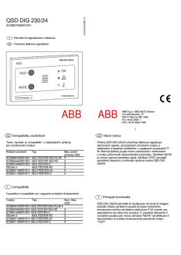 QSD-DIG 230/24