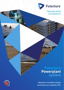Konstrukce pro fotovoltaické elektrárny