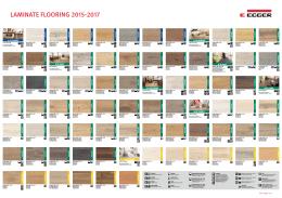 Laminate fLooring 2015-2017