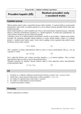 Pracovni list pro žáky (pdf) - stránky ICT physics