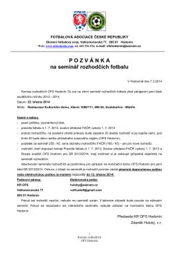 PDF, 213KB - OFS Hodonín