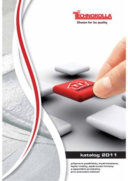 Katalog Technokolla 2011