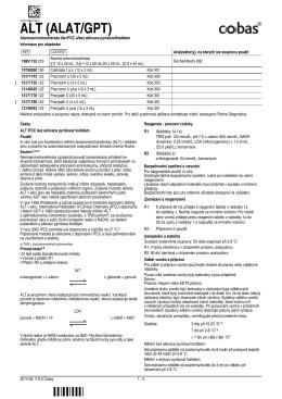 ALT (ALAT/GPT) - Roche Diagnostics