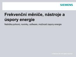 Sinamics - Siemens, s.r.o.