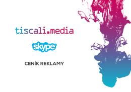 Ceník Skype ČR - Tiscali Media