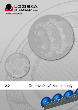 Katalog dopravníkových komponentů (.pdf