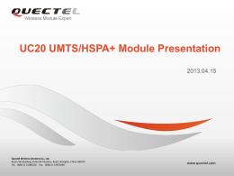 UC20-Presentation