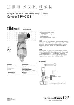 Katalogový list (PDF 512,0 kB) - E