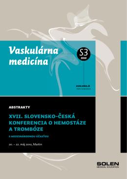 Abstrakty - Jesseniova lekárska fakulta