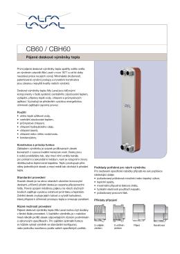 CB60 / CBH60