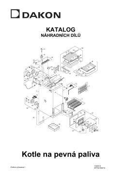 Katalog ND 2014 - kotle na tuhá paliva