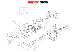 náhradní díly HECHT 2040.indd