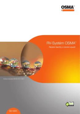 RV-Systém OSMA®