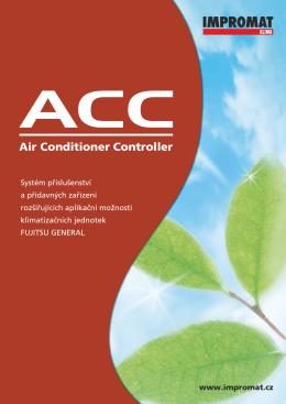 Katalog ACC modulů