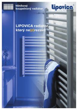 Leták - Lipovica