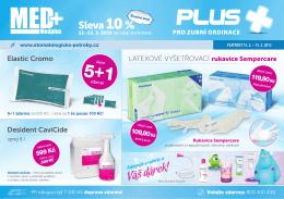 Sleva10% - Stomatologické potřeby Medplus