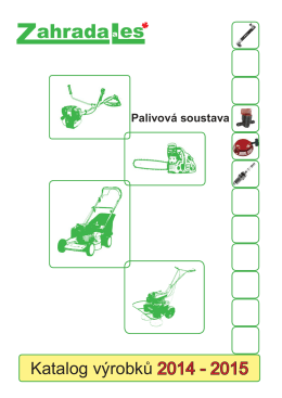 4 Palivová soustava