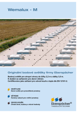 prospekt-Wemalux-M-novy-CZ - Eberspächer Tageslichttechnik sro