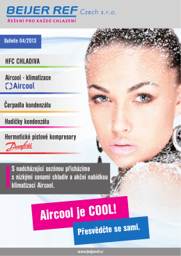 Aircool je COOL!