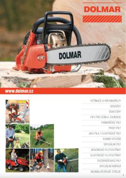 Dolmar - katalog