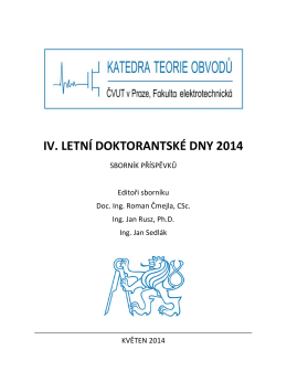 Sborník LDD14 v pdf