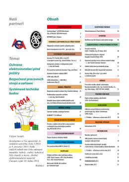 Elektroinstalatér 6/2013 - TZB-info