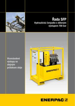 Řada SFP - Enerpac