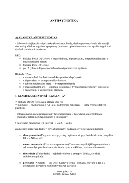 ANTIPSYCHOTIKA - U psychiatra.cz