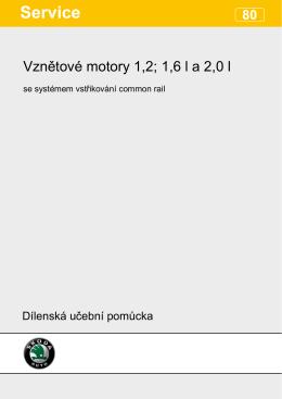 Motor 2,0 l TDI