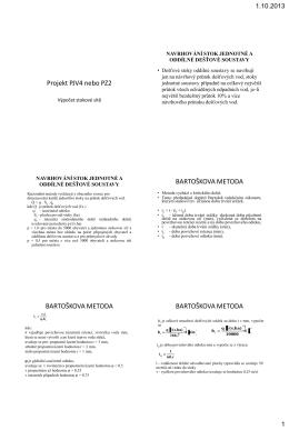 Bartoškova metoda