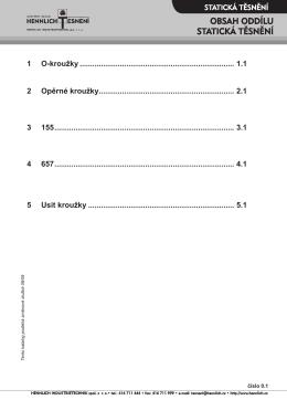 Katalog - PRAKTIK, spol. s ro