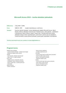 Access - DIGI Akademie