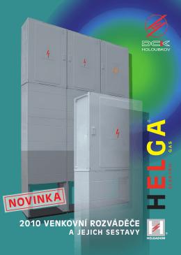katalog sestav HELGA - DCK Holoubkov Bohemia as