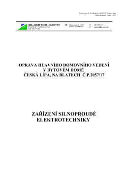 Page 2 of - Okresní stavební bytové družstvo Česká Lípa