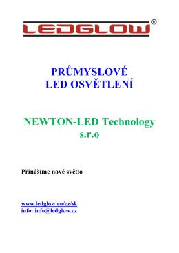 Kompletní produktová nabídka ke stažení zde - NEWTON