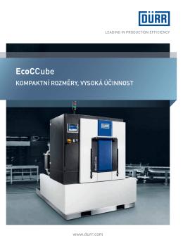 EcoCCube - Durr Ecoclean