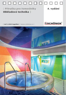 Příručka obkladové techniky (PDF, 3,72 MB)