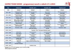 CAPRO TEAM SHOW X - program verze 5.pdf