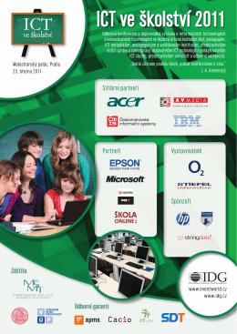 ICT ve školství 2011