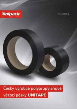 PP páska - Unipack