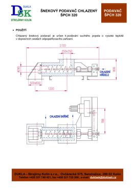 snekovy podavac spch320.pdf - DUKLA