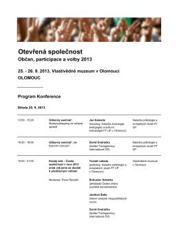 program konference1