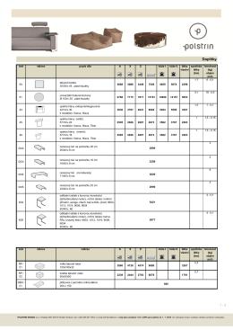 ceník doplňky (pdf)